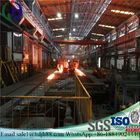 Material Q235 Railroad Steel Rail AISI ASTM With Excellent Mechanical Property