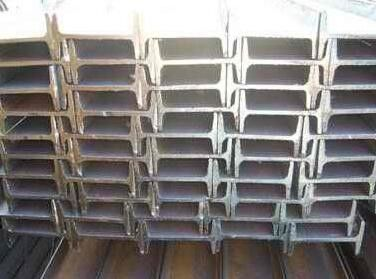 Hot Rolled 20 Foot Steel I Beam , S235JR - S355J2 Grade Steel H Beam
