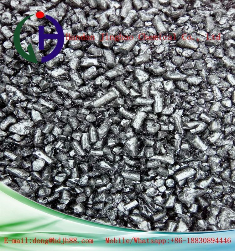 Glossy Surface Crude Coal Tar Bitumen 26 - 32% Toluene Insoluble JH126