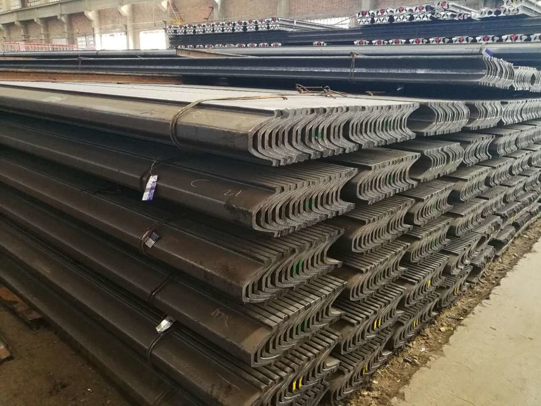 Carbon Steel U Metal Channel 8 10m , AISI ASTM Standard U Channel Steel